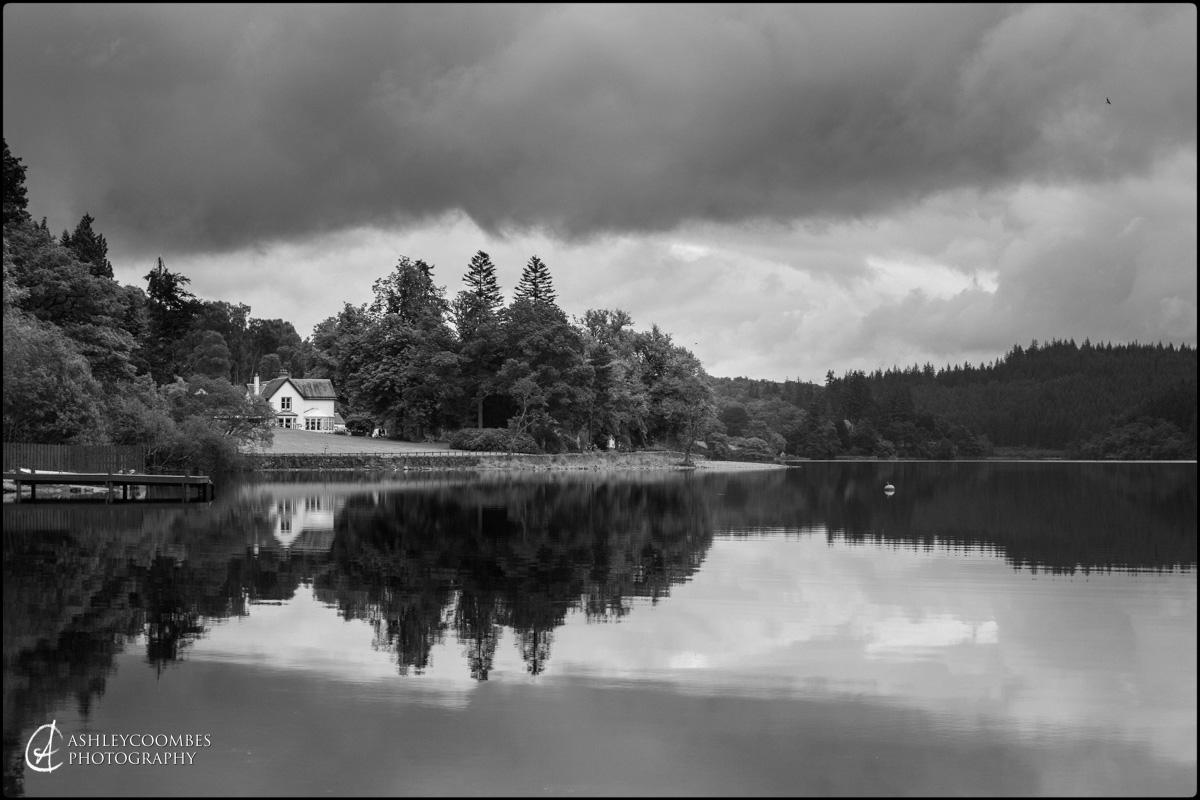 Altskeith Hotel, Loch Ard