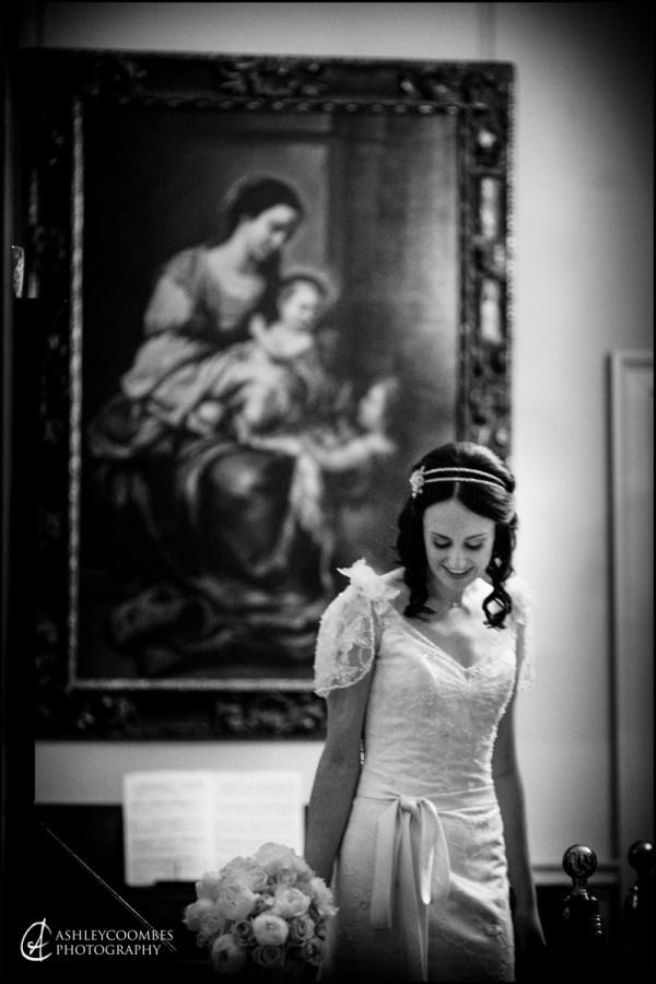 Documentary Wedding Photography portrait