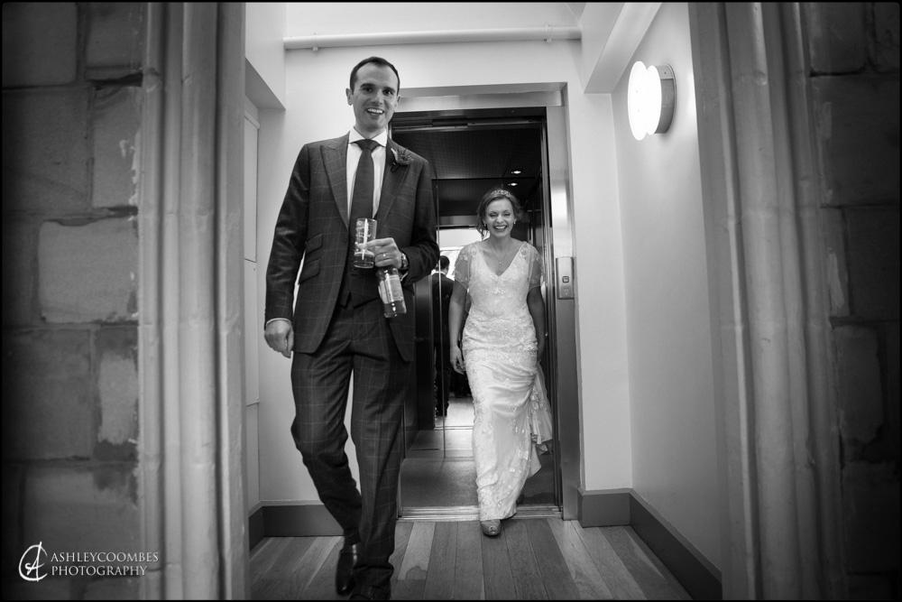 Mansfield Traquair wedding bride groom