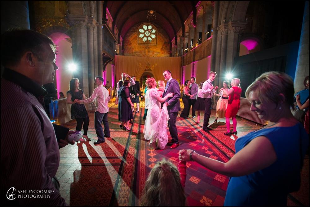 Mansfield Traquair first dance