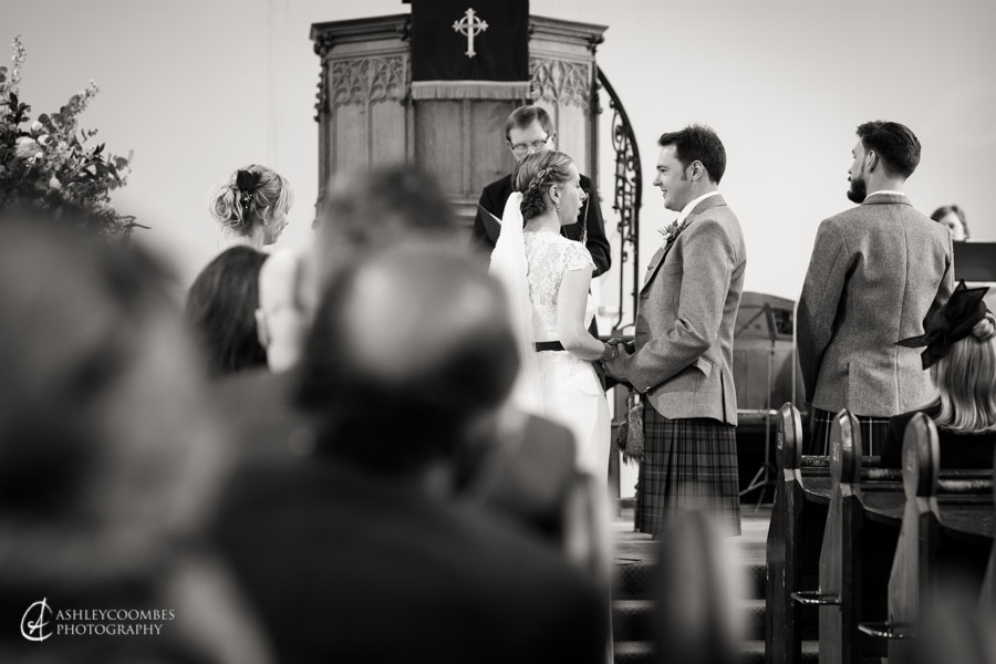 Lake of Menteith wedding vows