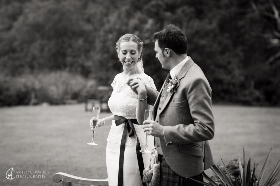 Lake of Menteith wedding