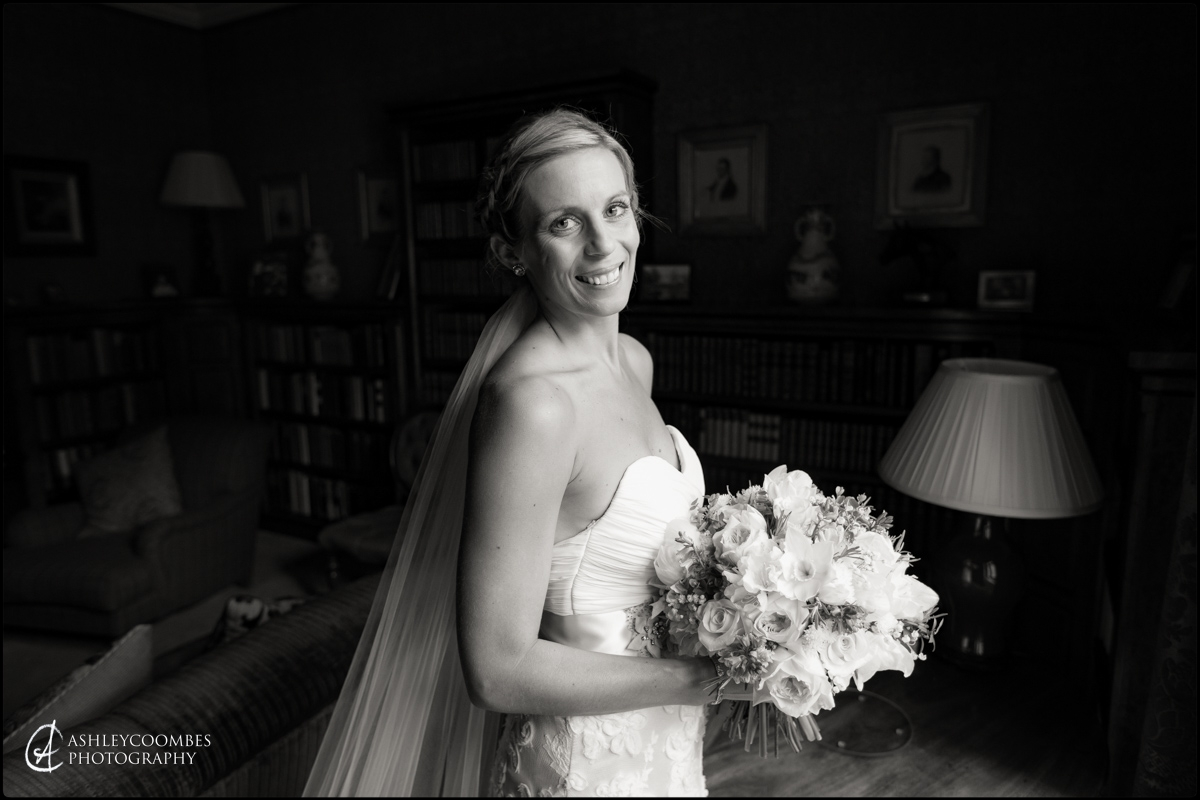 Abbotsford wedding bride portrait