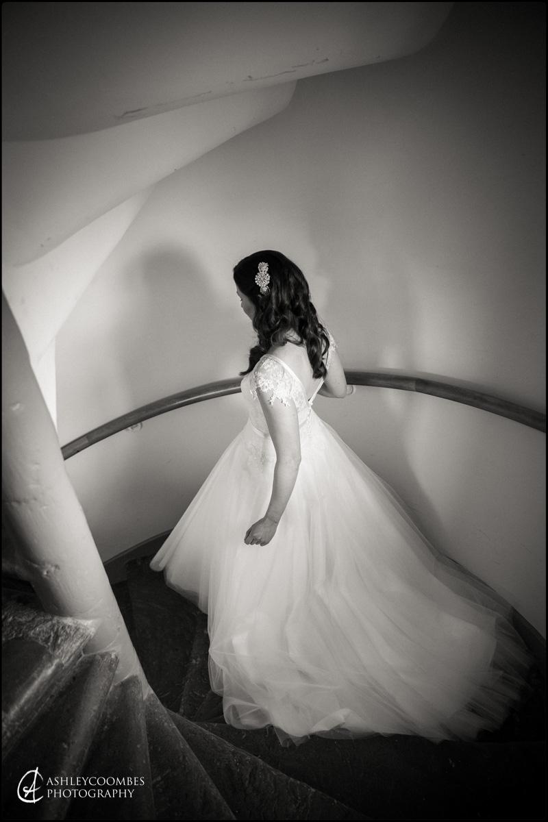 Winton House bride