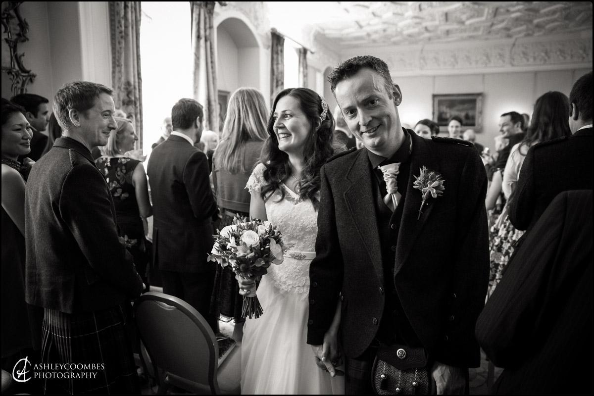 Winton Housebride groom
