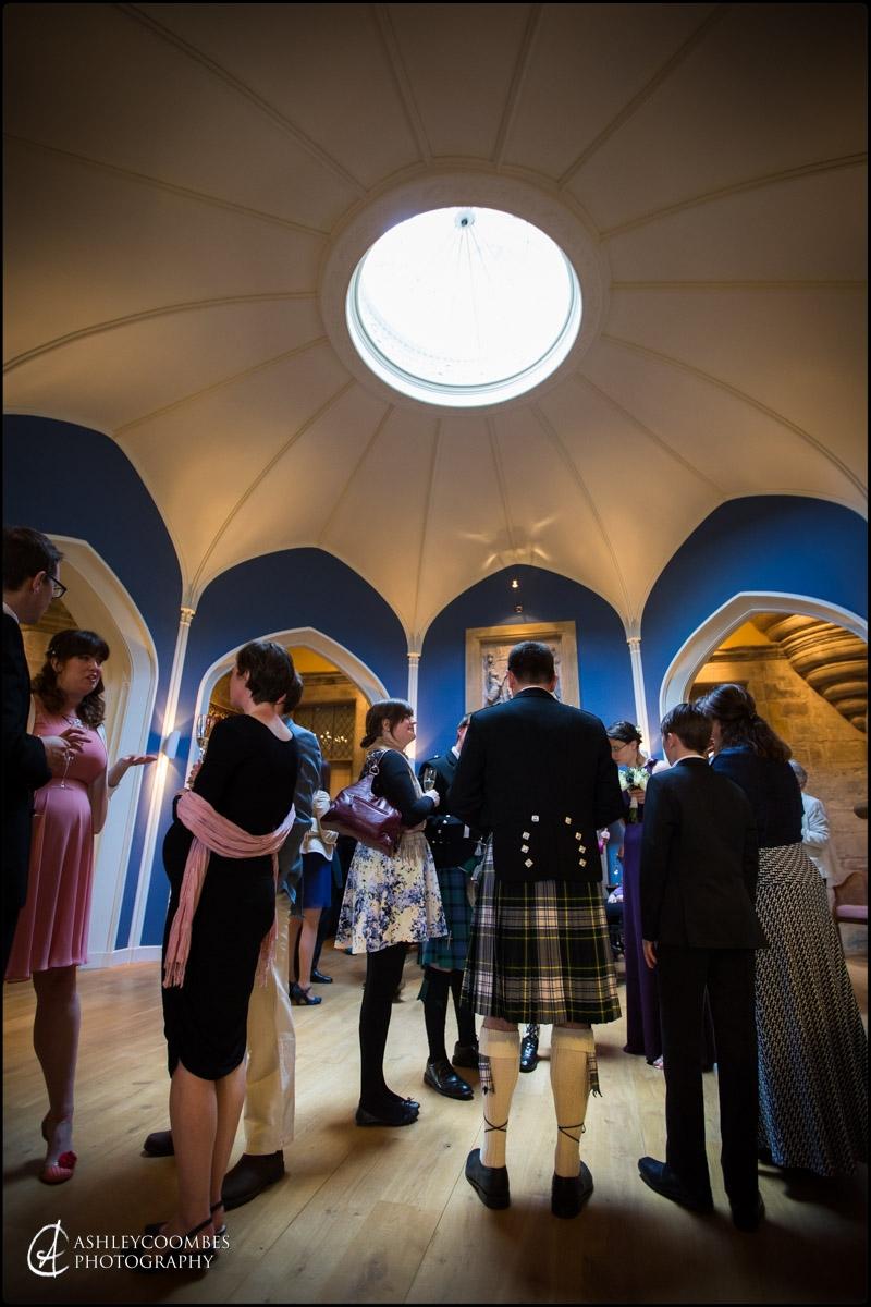 Winton House wedding party