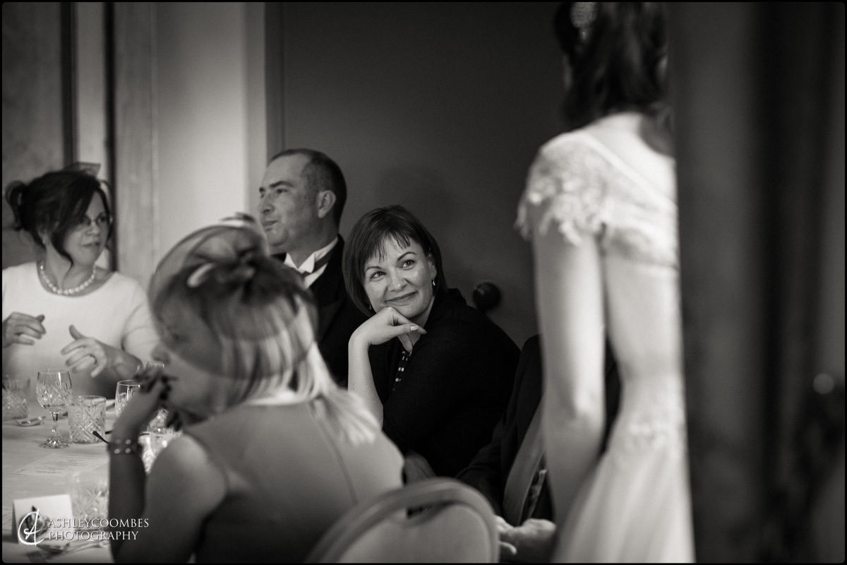 Winton House wedding guest