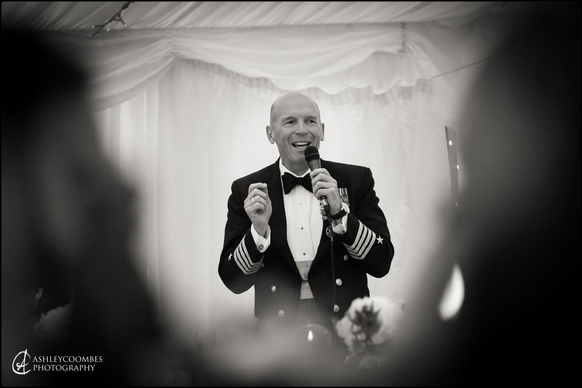 Abbotsford wedding speech