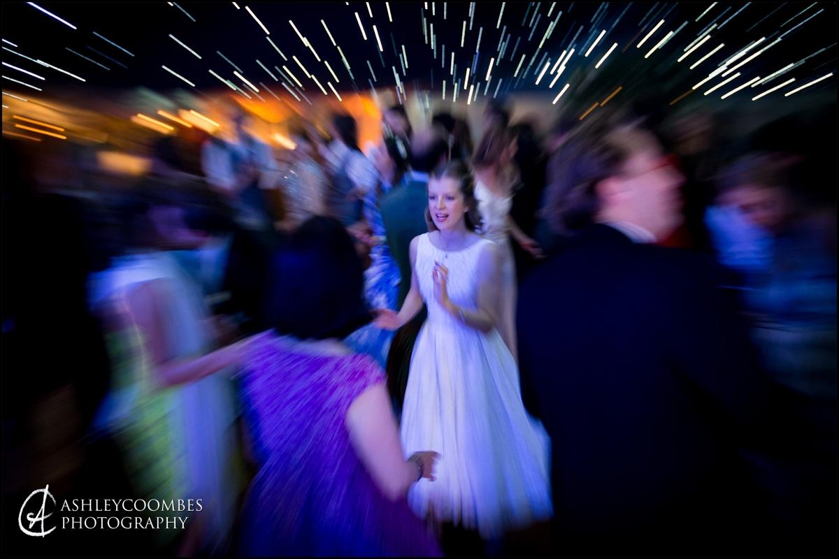 Bridesmaid disco