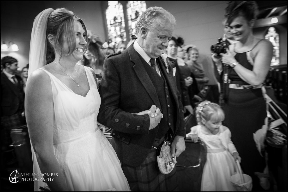 Luss Church Wedding Photography
