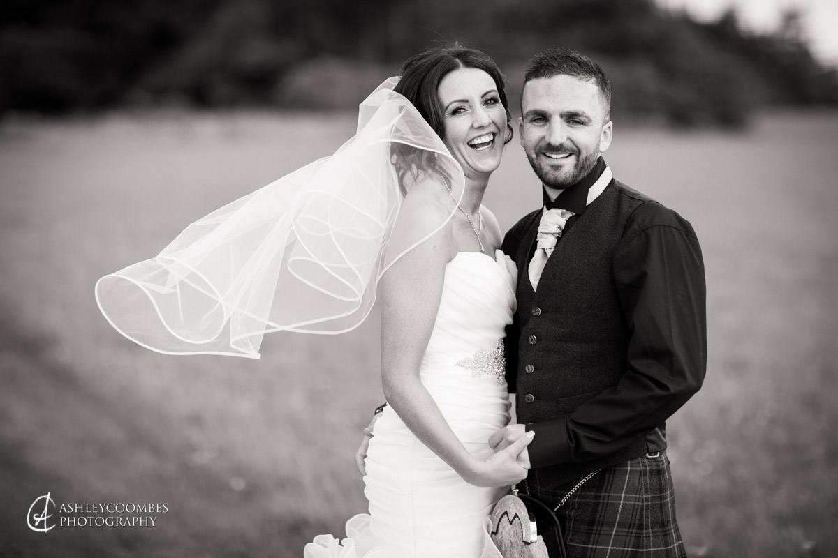 Kinkell Byre wedding
