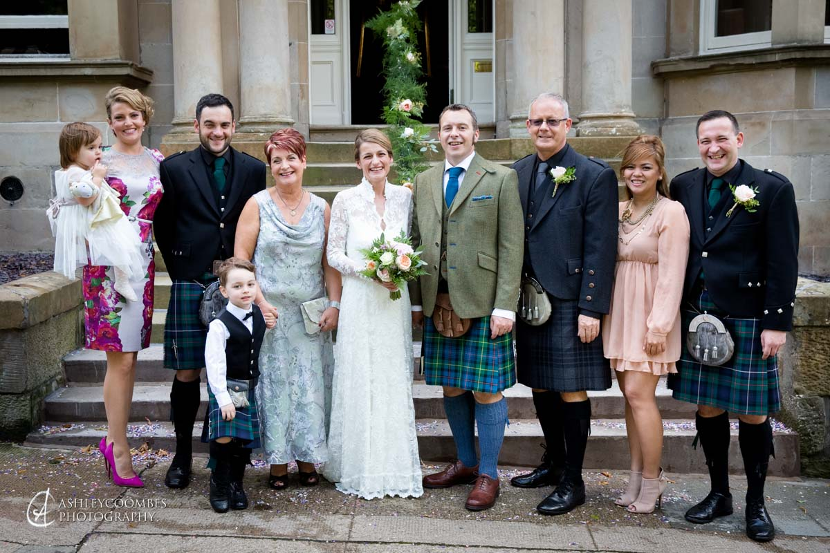 One Devonshire Gardens Wedding