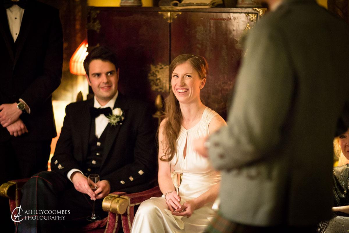 Prestonfield House Wedding