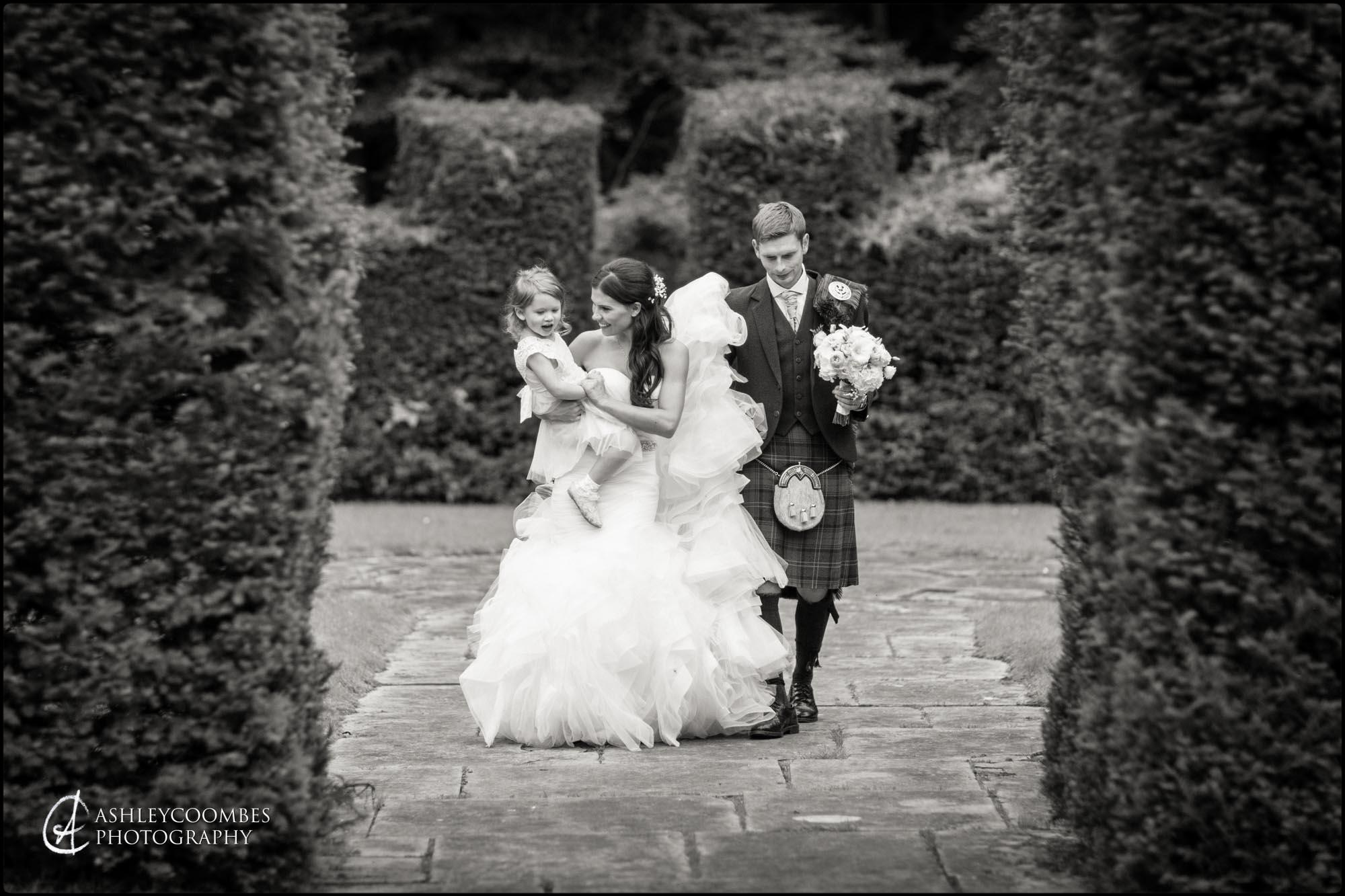 Solsgirth House Wedding