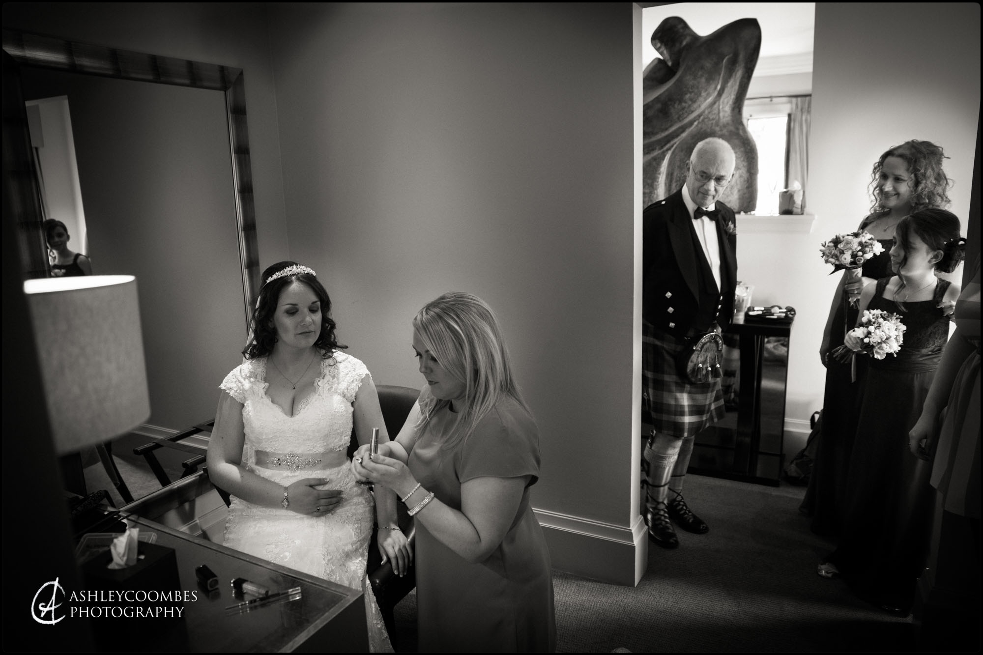 Western House Hotel wedding