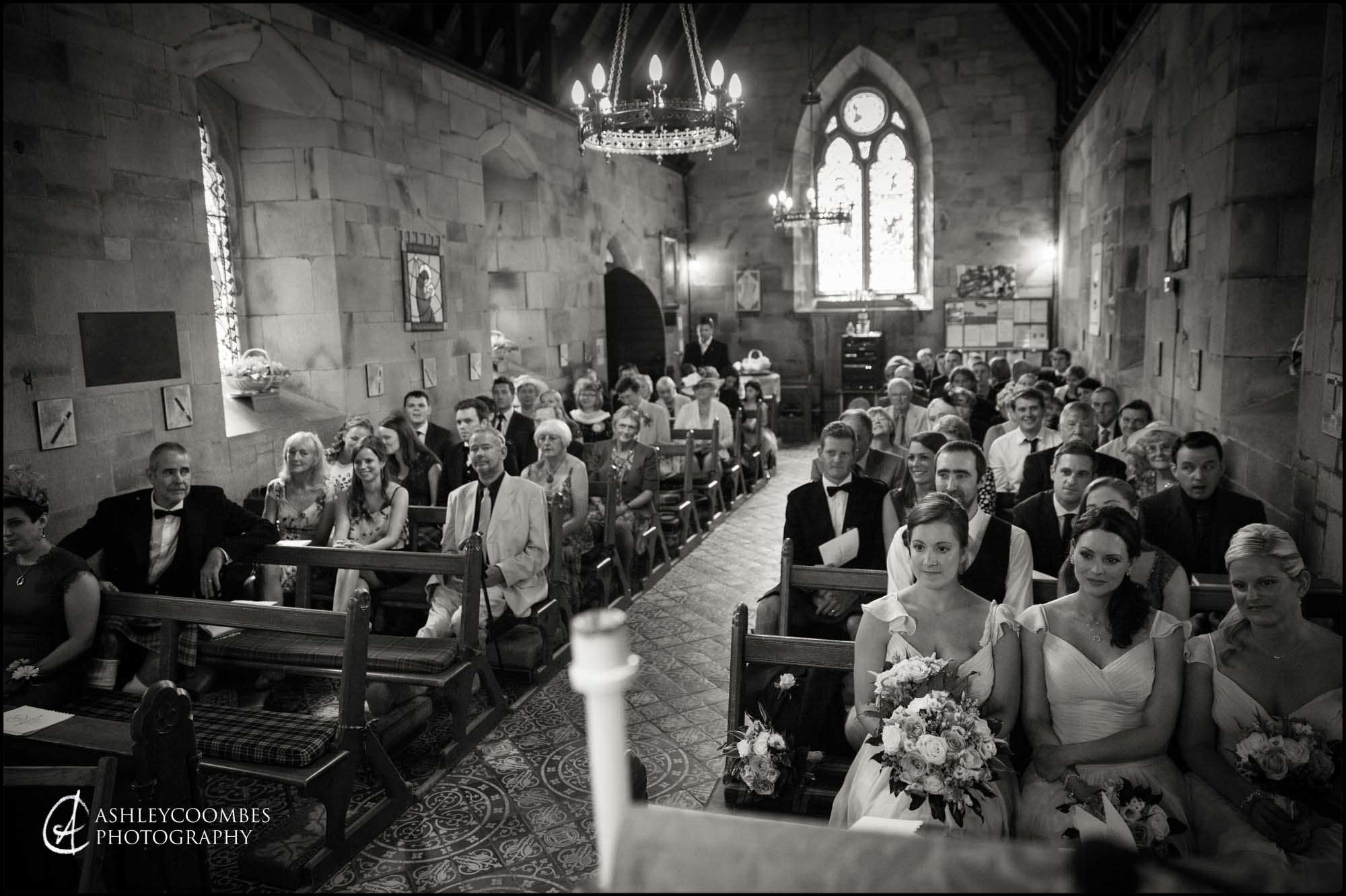 St Marys Dalmahoy wedding Norton House Hotel wedding
