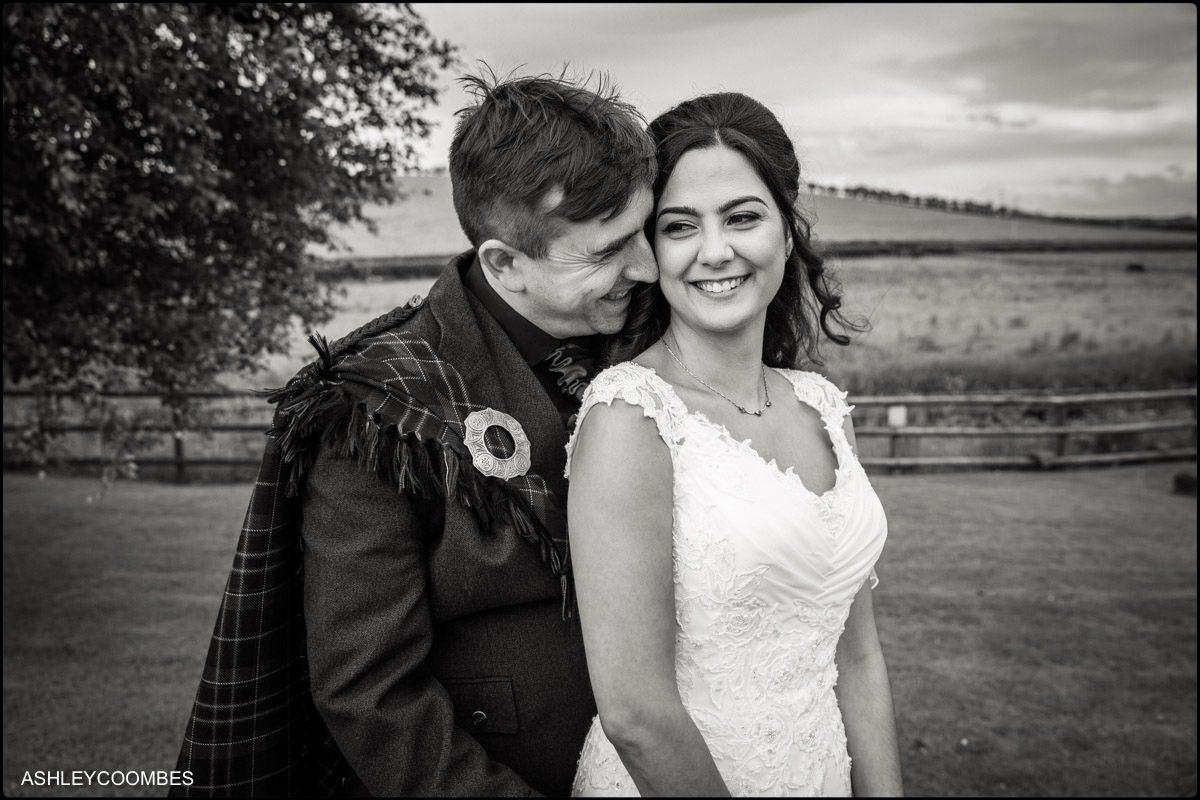 Dalduff Farm Wedding