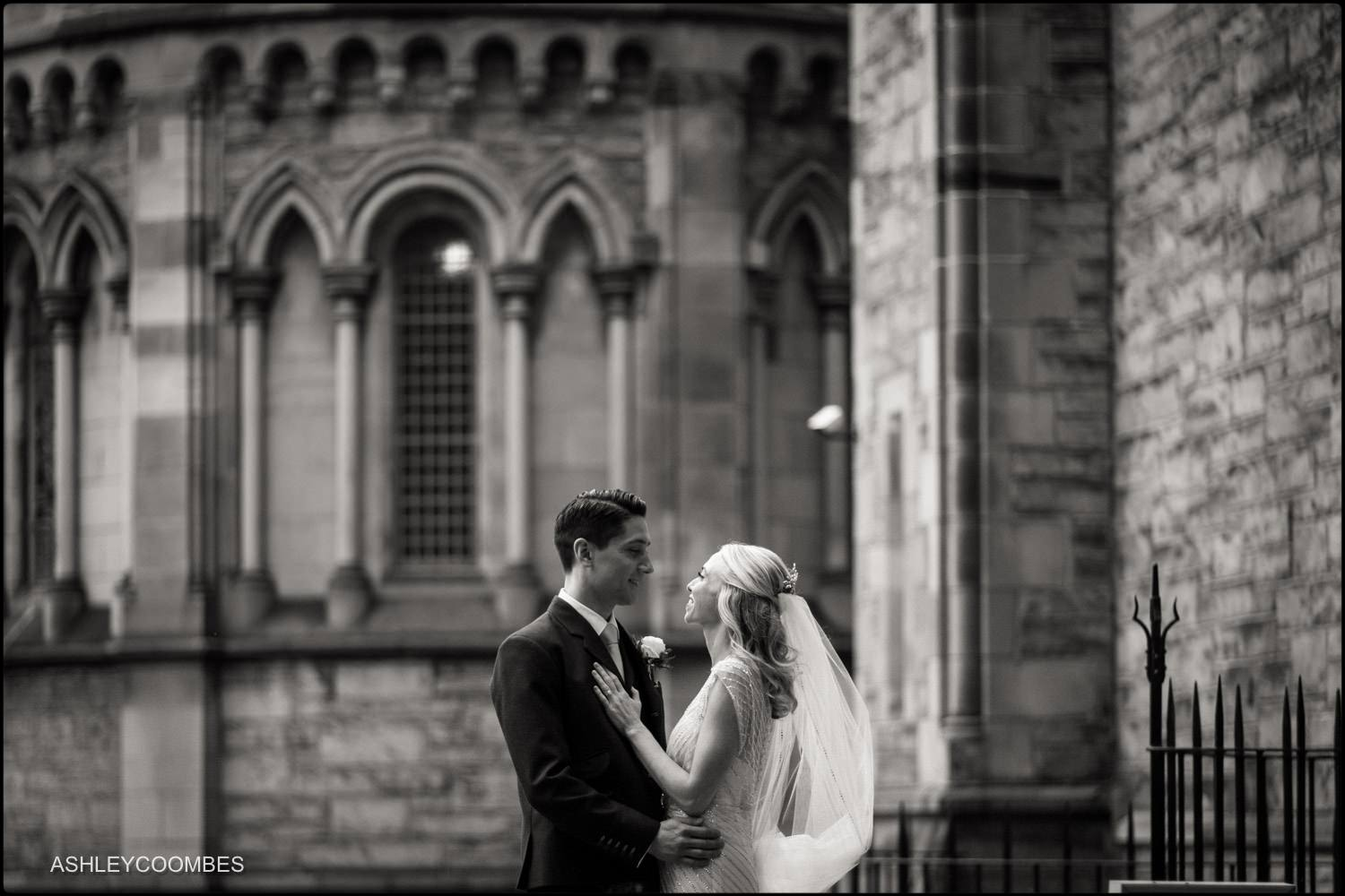 Mansfield Traquair Wedding Photography