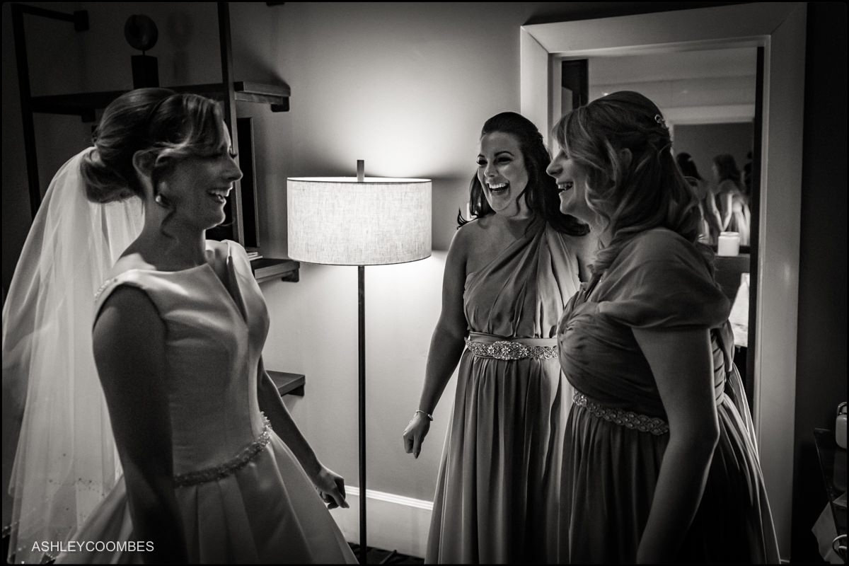 Bridal preparation, Malmaison