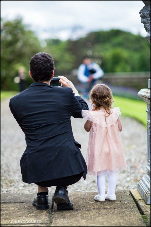 Duntreath Castle wedding