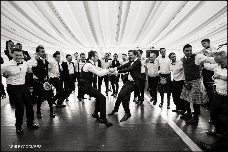 Hora Jewish wedding dance