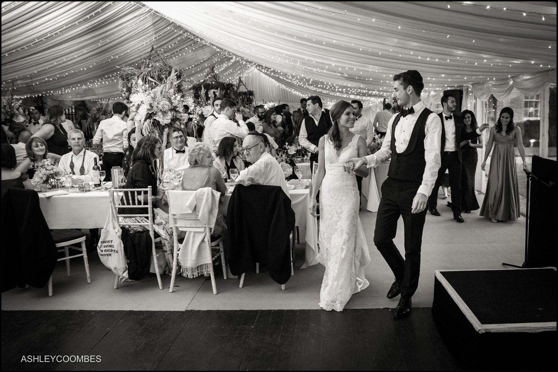 Duntreath Castle wedding first dance