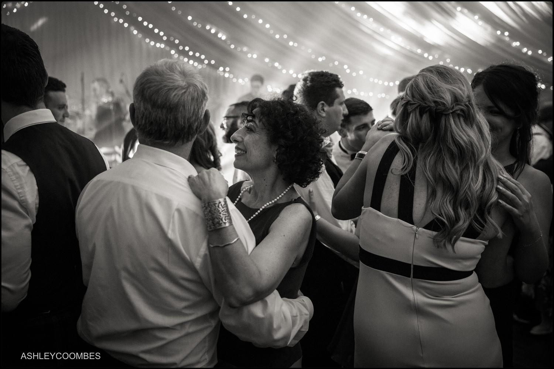 Duntreath Castle wedding dancing