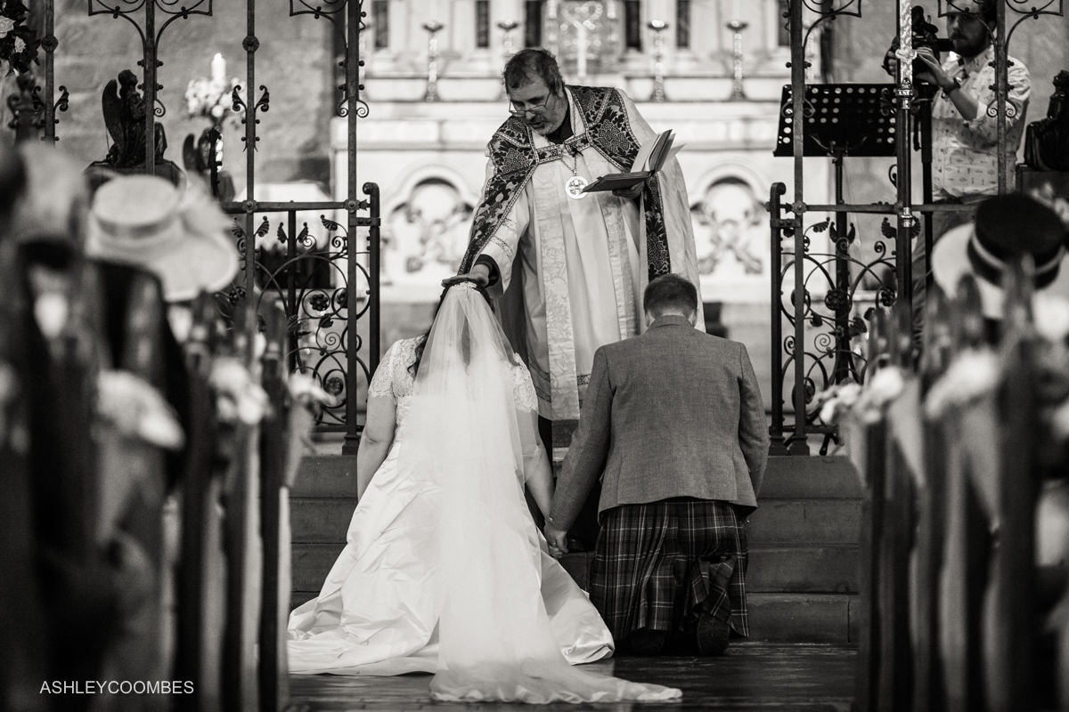 St Margarets Aberlour Wedding
