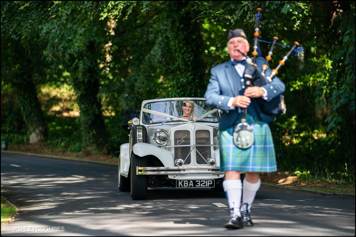Lochgreen House Hotel wedding