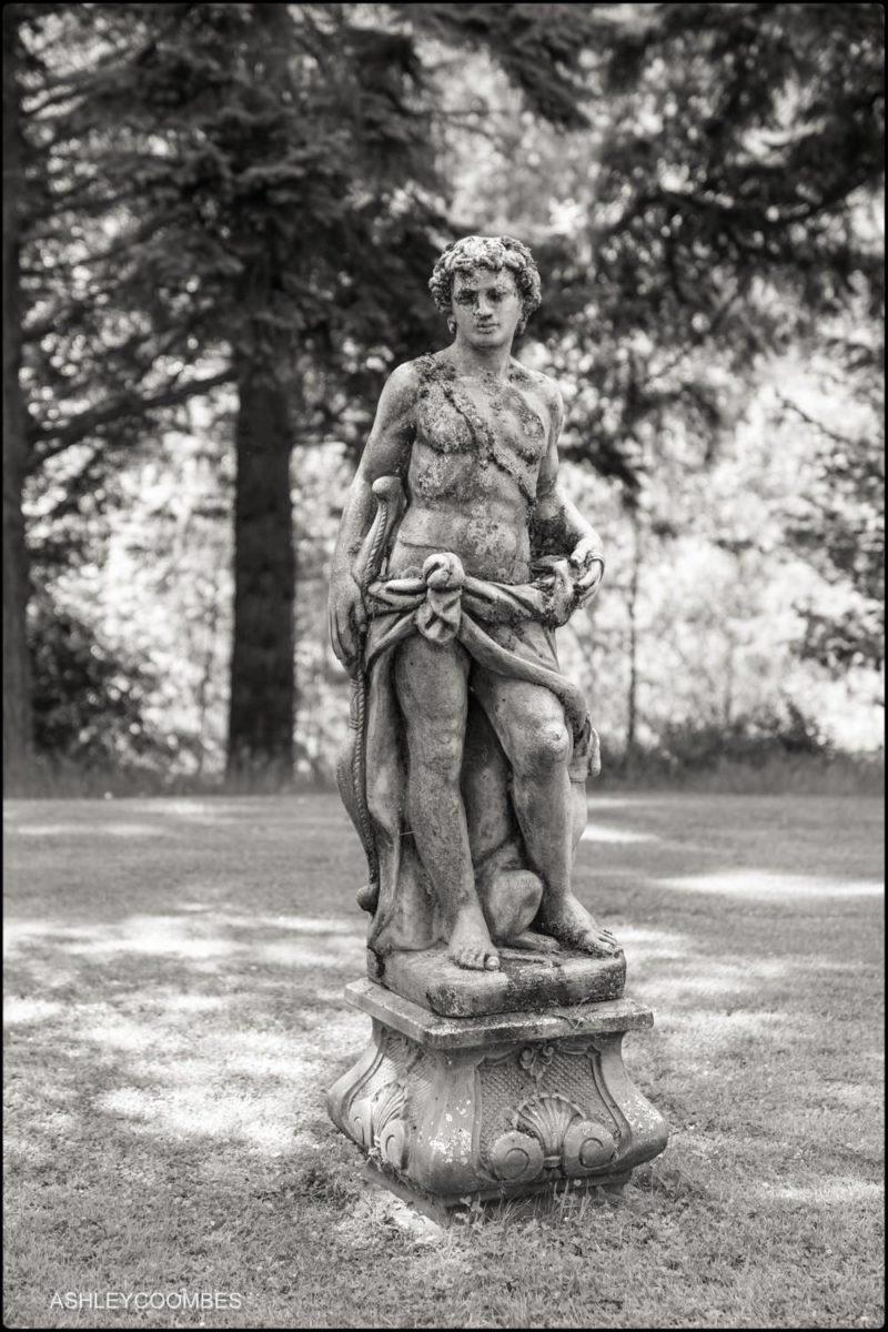 Drumtochty statue