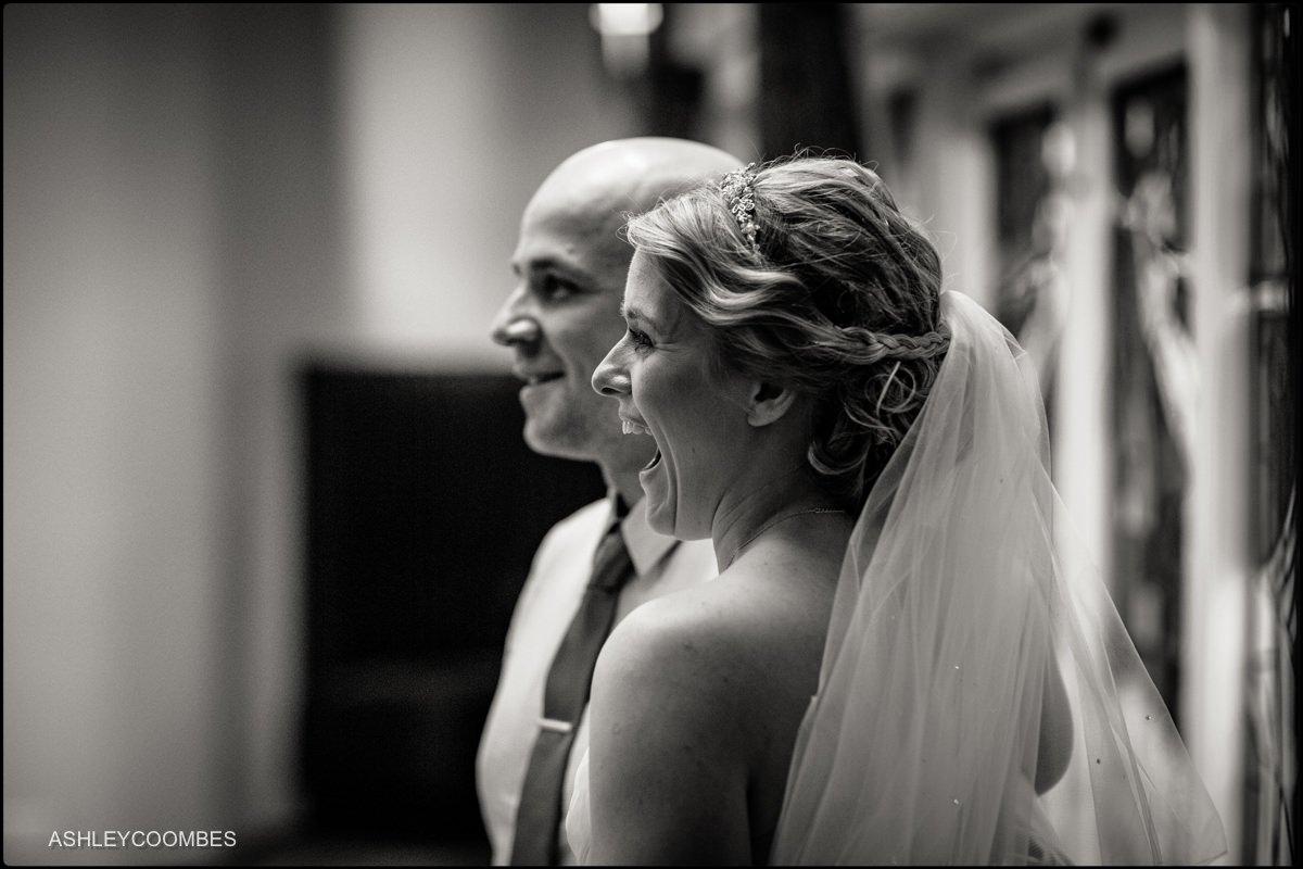 Glenskirlie winter wedding