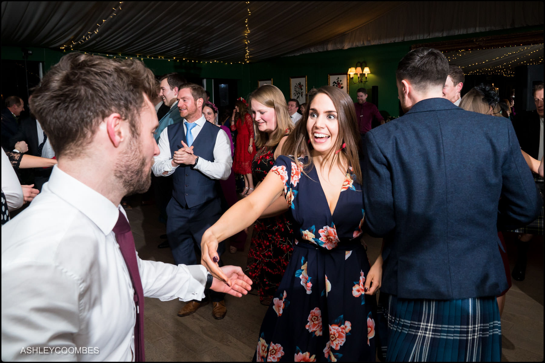 Dumfries House ceilidh