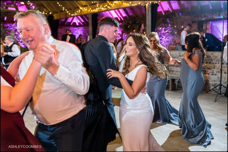 Byre at Inchyra Wedding