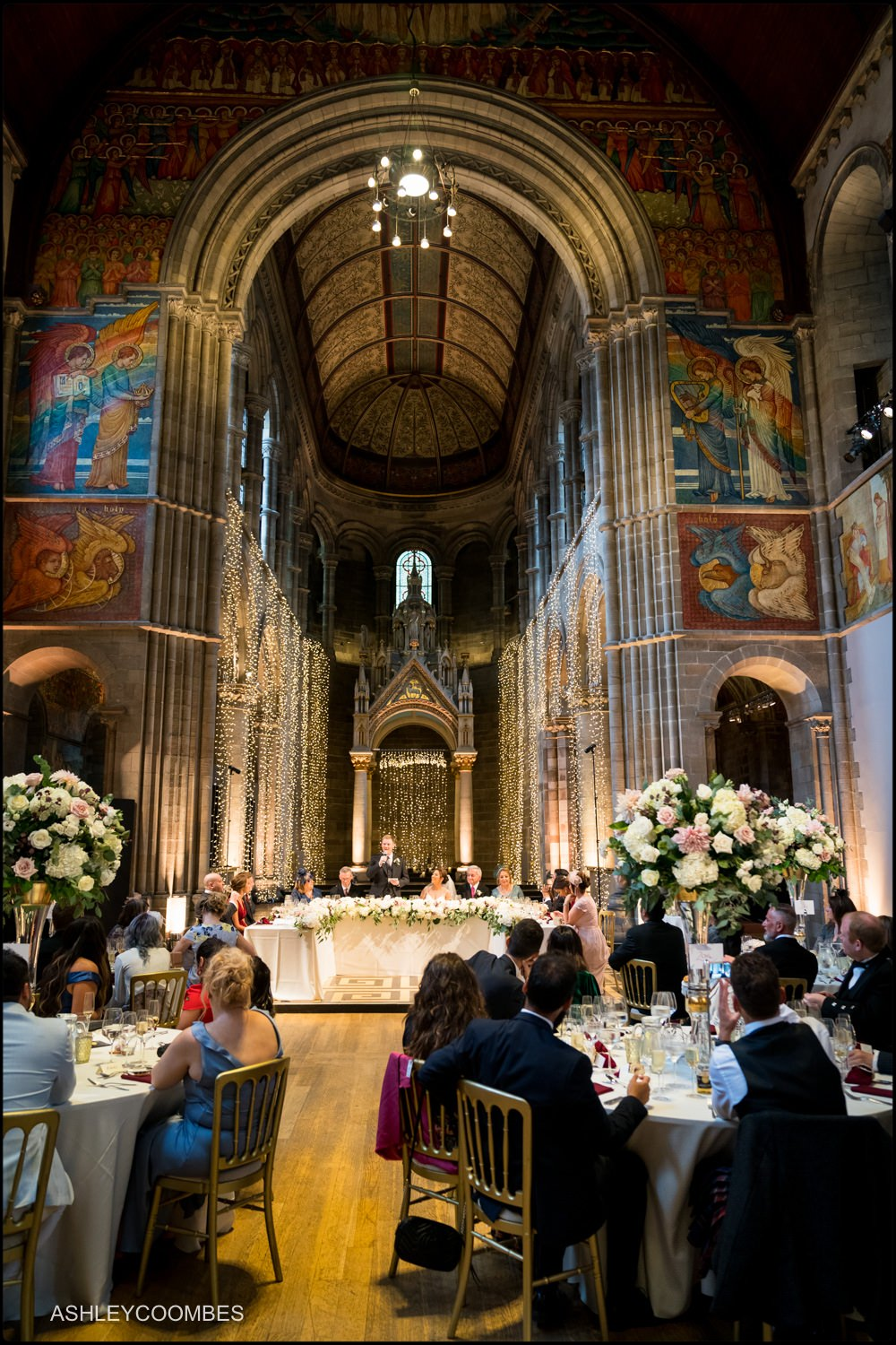 Mansfield Traquair Wedding Ashley Coombes Photography