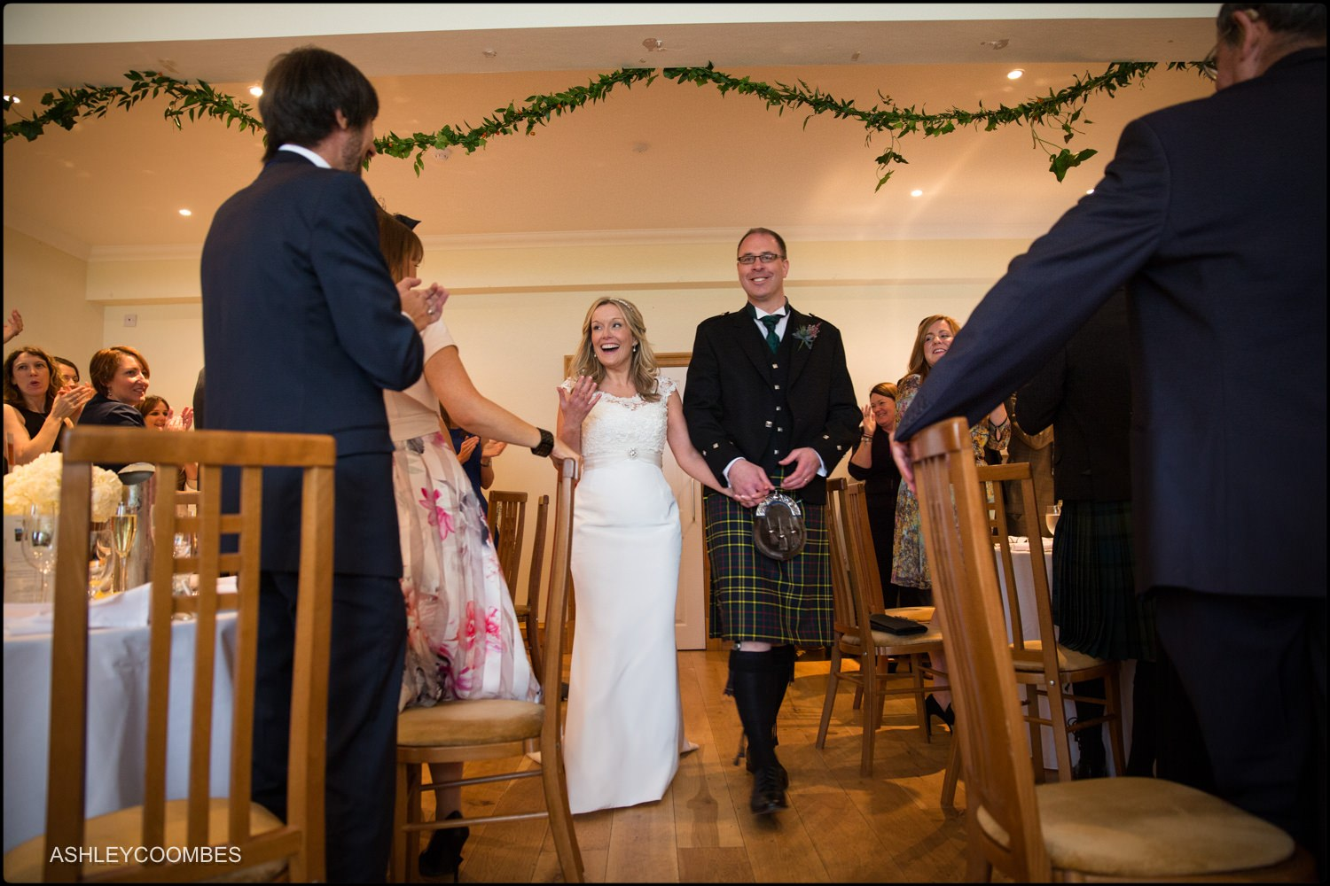 Altskeith Country House Wedding Ashley Coombes Photography