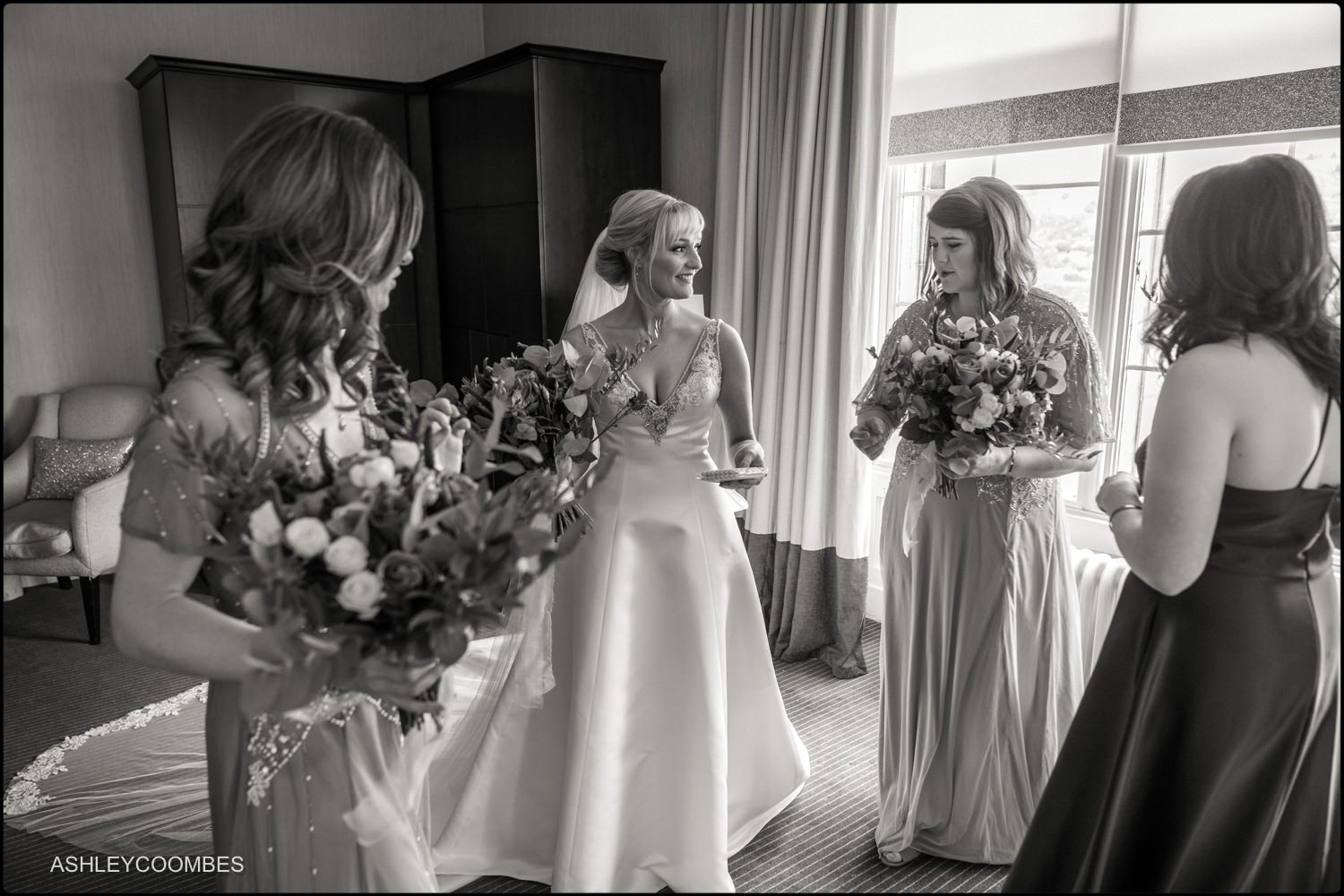Mar Hall Resort Wedding Ashley Coombes Photography