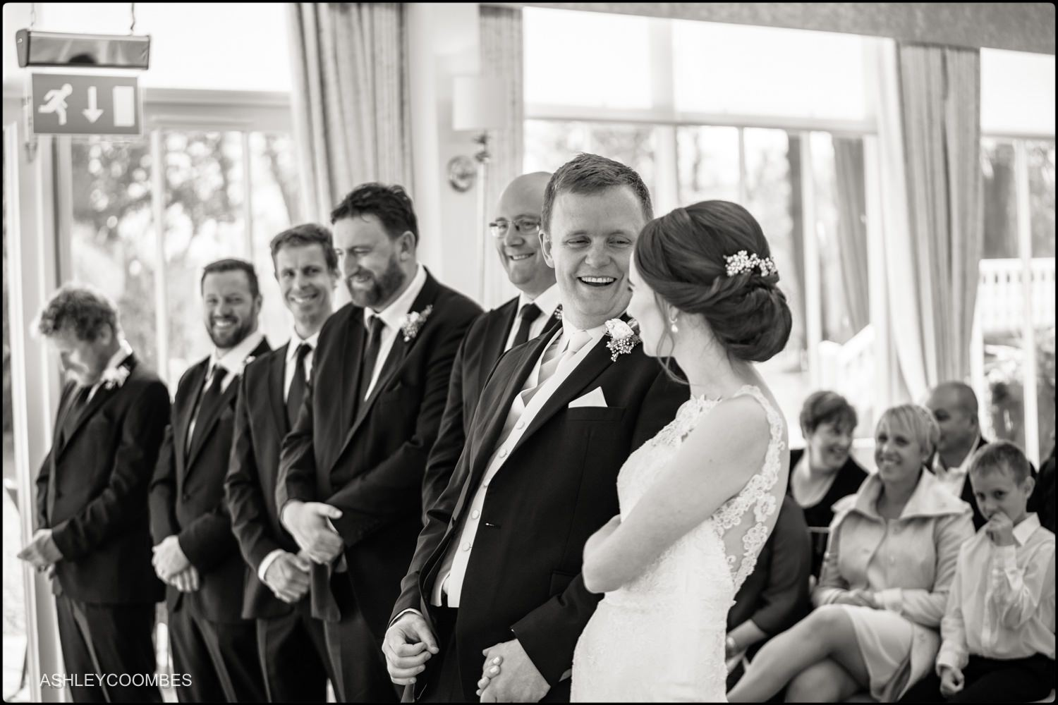 Spring Carlowrie Castle Wedding