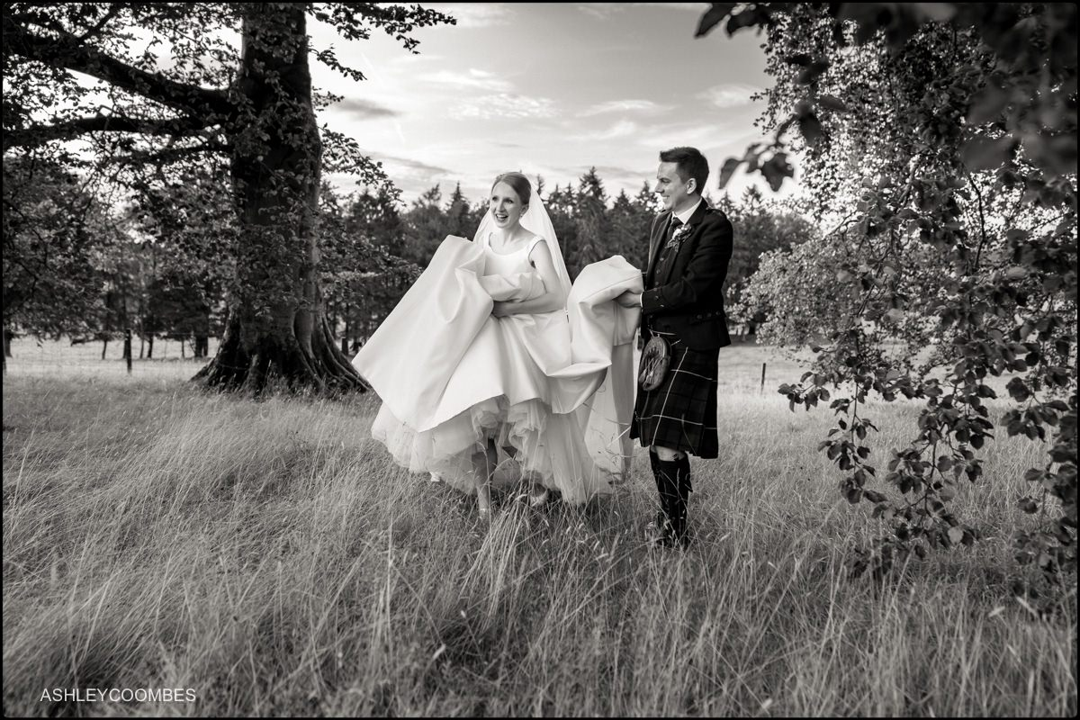 Cornhill Castle Wedding Ashley Coombes Photography