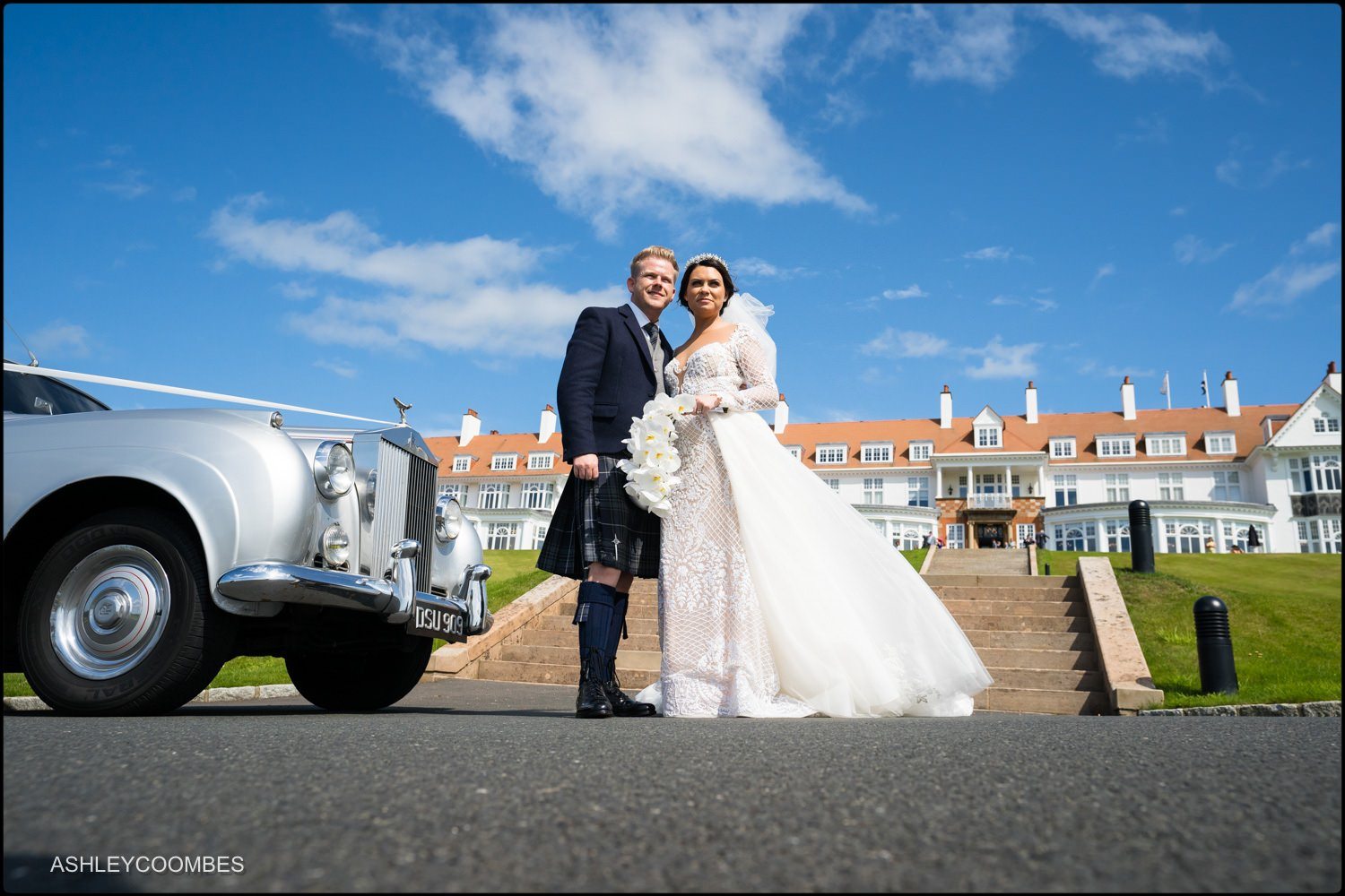 Trump Turnberry Wedding