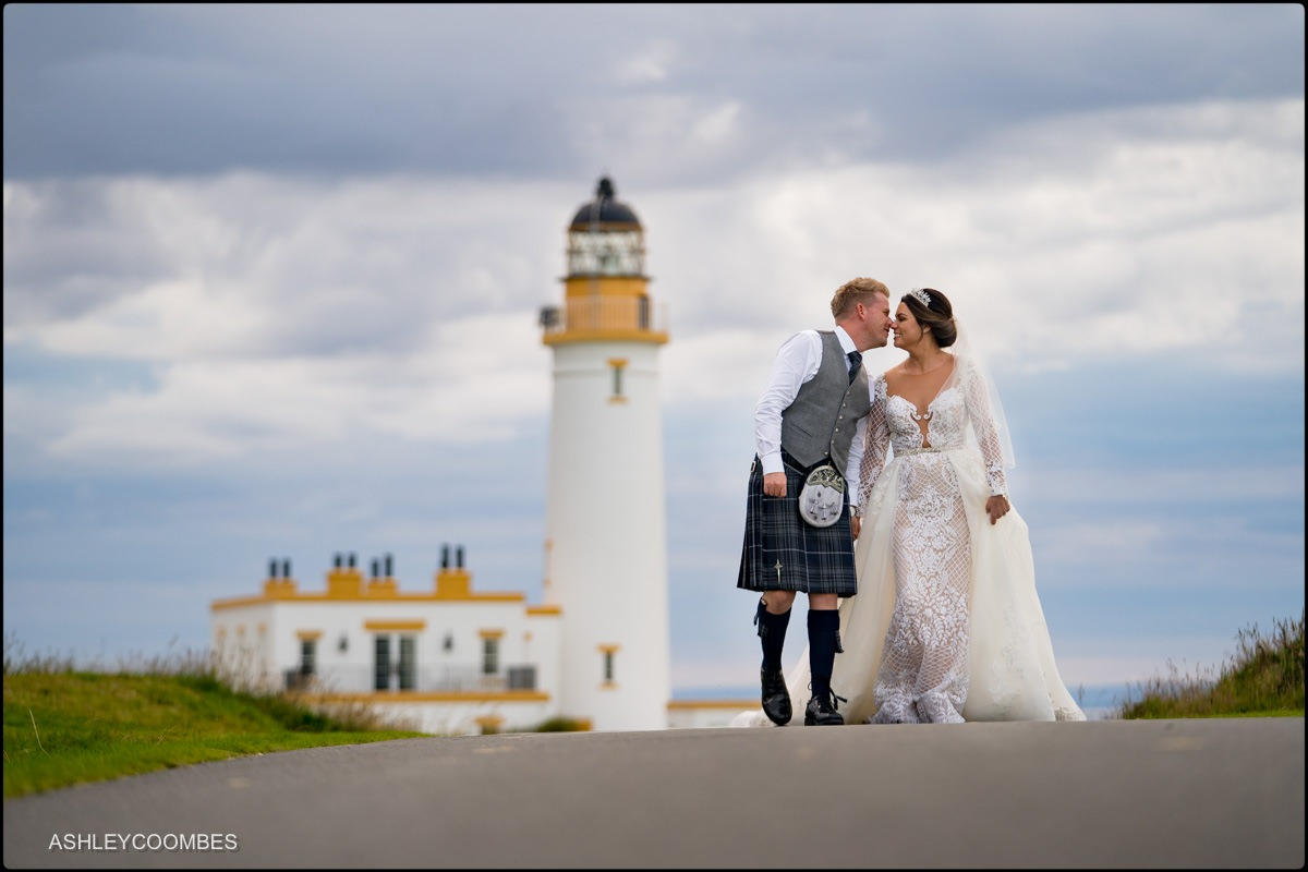 Trump Turnberry Wedding Ashley Coombes Photography