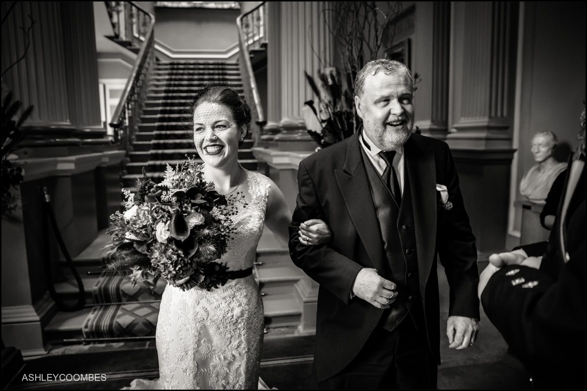 Bride and Dad Signet Library