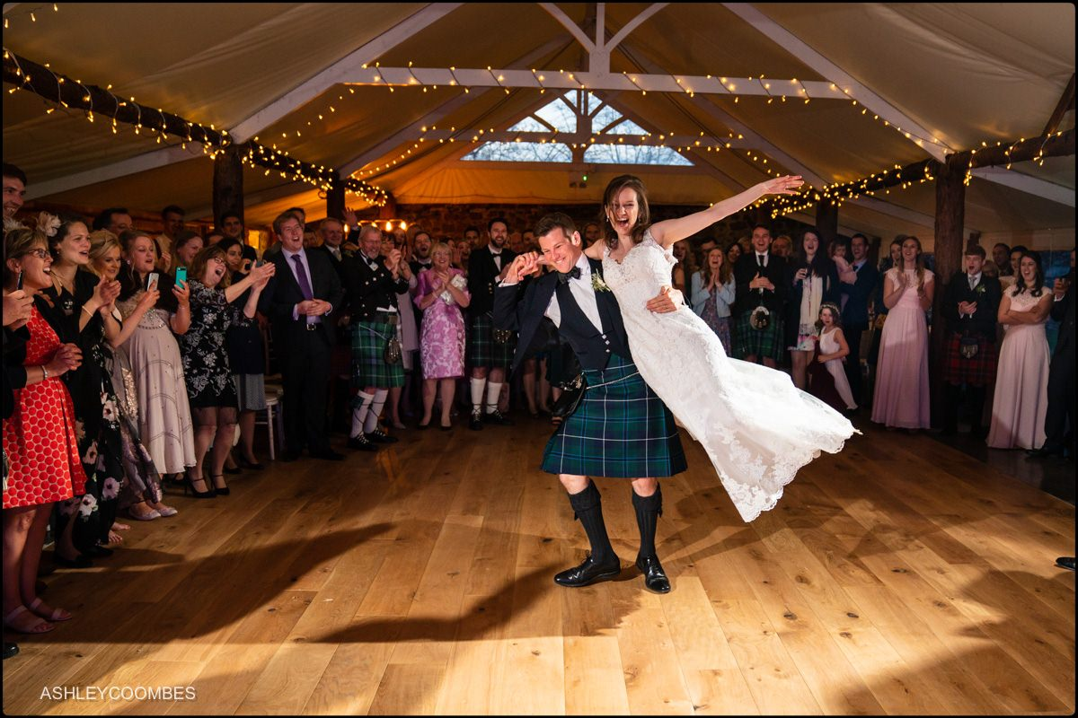 Documentary Wedding Photographer First Dance
